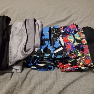 Bundle Lot of 5 Leggings VS PINK CALVIN MONDETTA